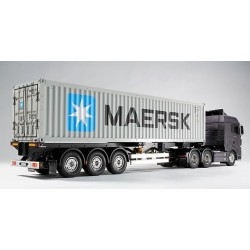 40ft Container Semi Trailer