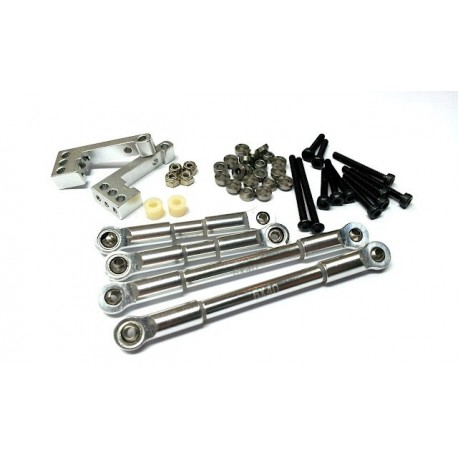 1/10 Tamiya CC01 Metal Mod kit