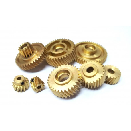 Metal Helical Gear Set for Tamiya 1/14 Tractor Truck