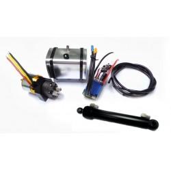 Hydraulic Set for Tamiya 1/14 Truck (B)
