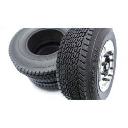 "1.7""  1/14 Wide Tires 84mm w/Foam inserts(1)"
