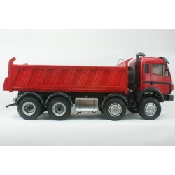 Alum. CNC Tipper Body for Tamiya 1/14 Truck