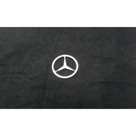 Alum. CNC Benz logo For Tamiya Benz 1838/1850L