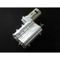 Alum. Gearbox Case for Tamiya 1/14 Truck Silver