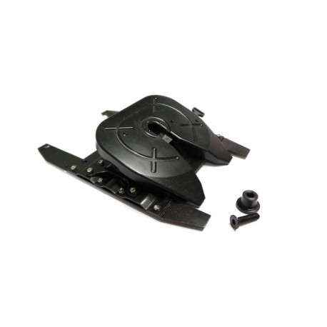 Reality Oscillating Fifth Wheel w/Slide Bracket for Tamiya 1/14 Truck