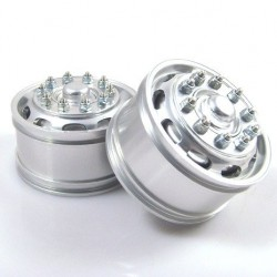 Aluminum Wide Wheel Set B (Bearing)