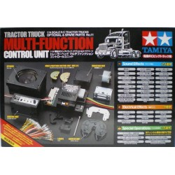 Tamiya Tractor Truck Multi Function Unit MFC-01