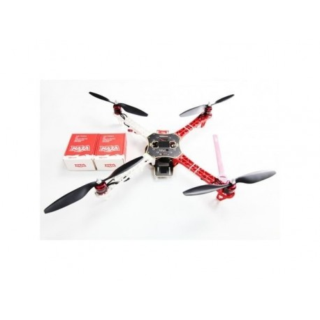 DJI F450 Quadcopter Futaba T6J 2.4G Ready To Fly RTF RC Helicopters