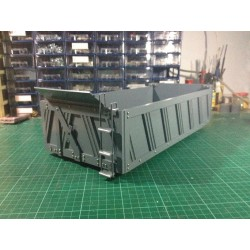 Acrylic Tipper Body for Tamiya 1/14 Truck