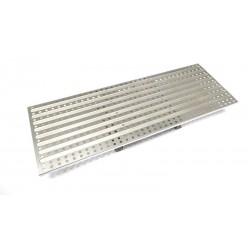 Stainless Steel Rear Plate for Heavy Hauler Frame Kit