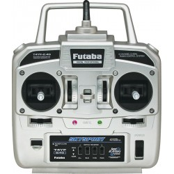 Futaba T4YF-2.4G Skysport 4 Channel R2004GF 2.4GHz FHSS