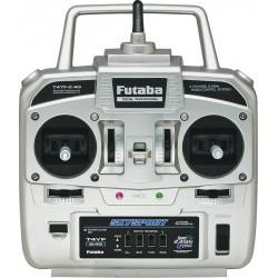 Futaba T4YF-2.4G Skysport 4 Channel R2004GF 2.4GHz FHSS