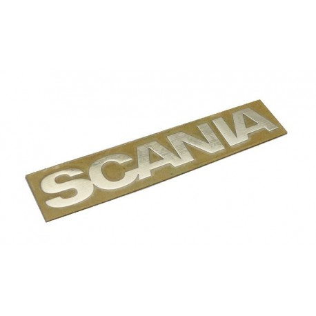 Metal Scania Logo for Tamiya Scania R470/R620