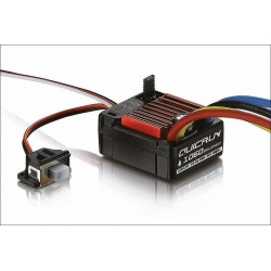 HobbyWing QuicRun 1060 1/10 Waterproof Brushed 60A Electronic Speed Controller ESC