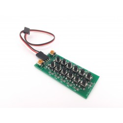 12 Position Push Encoder for Benedini Sound Module TBS Mini / TBS Micro
