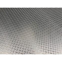 Fine Detailed Cross Pattern Plate Sheet Hard Type (A4 size)