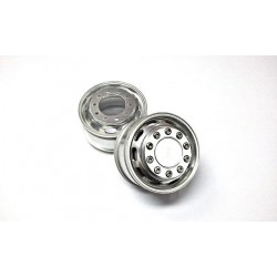 Aluminum Wide Wheel Set (Bearing)
