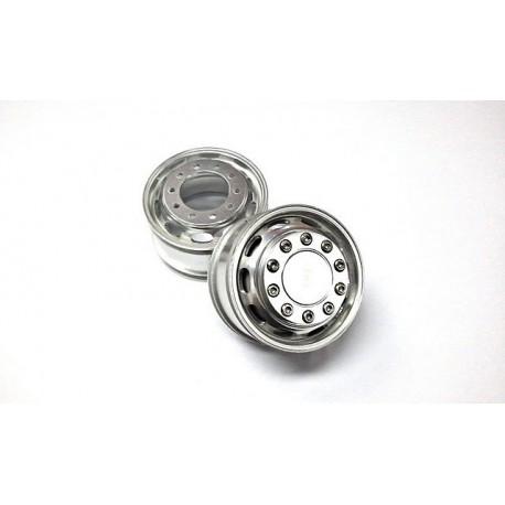 Aluminum Wide Wheel Set (Bearing)