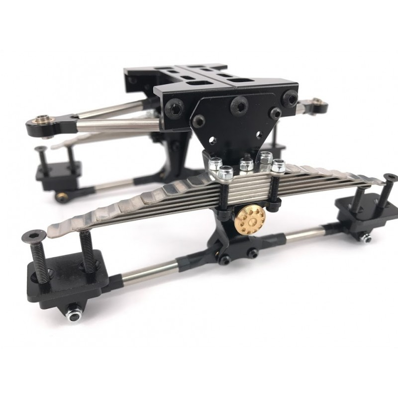 Le Rear Suspension Upgrade Kit For Tamiya Truck Rcdroid Shop