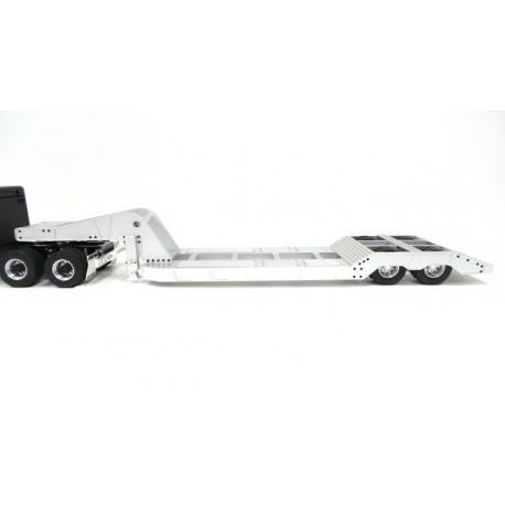 Alum. CNC Lowboy Trailer for Tamiya 1/14 Scale Truck