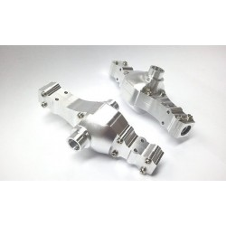 CNC Aluminum Axle Housing Set for 1/14 Tamiya Truck