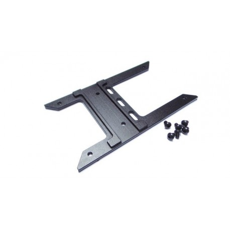 Reality Tractor Truck Fifth Wheel Plate for Tamiya