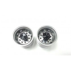 LH Truck Alum. Rear Wheels (pair)