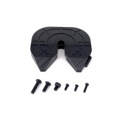 Alum. CNC Fifth Wheel for Tamiya MFC-01/MFC-03