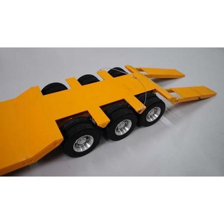 1/14 Scale Heavy Duty Flat Bed Transporter Trailer