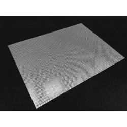 Fine Detailed Cross Pattern Plate Sheet Hard Type (200mm*150mm size)