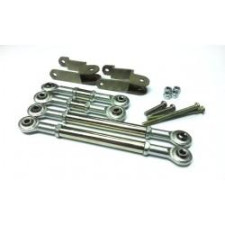 1/10 Tamiya CC01 Metal Upgrade kit