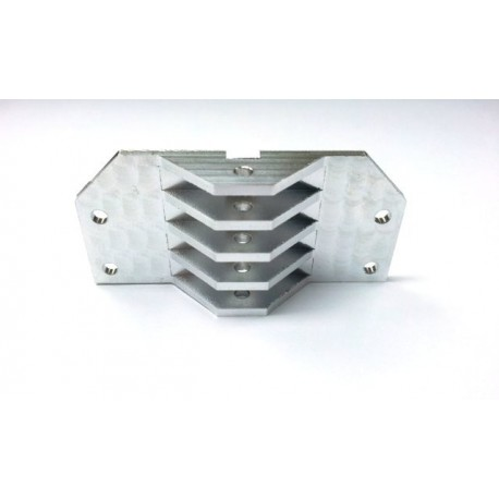 Front bumper Toe mount for 1/14 Tamiya Truck (Wide)