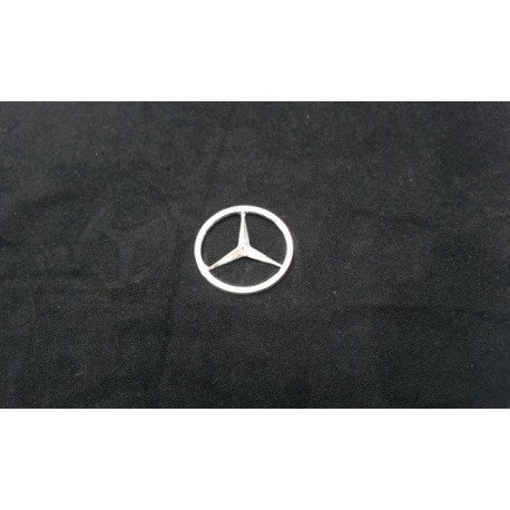Alum. CNC Benz logo For Tamiya Benz Actros 1851 / Rigidrc Benz Actros MP3