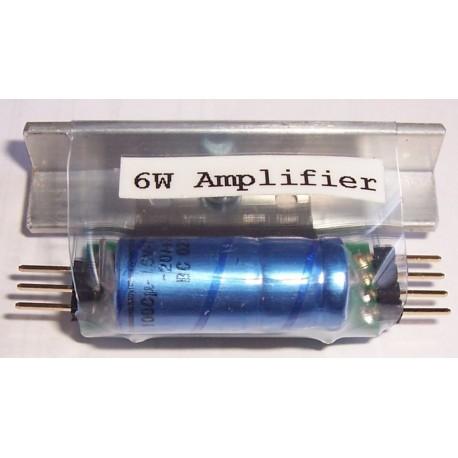 6W Power Amplifier for Sound Module