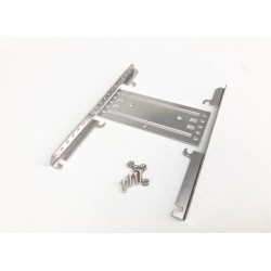 Metal Adjustable Fifth Wheel Plate for Tamiya 1/14 Scania R620 / MAN 26.540 / Actros 3363 / Acros 3363