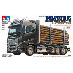 Tamiya 56360 1/14 R/C Volvo FH16 Globetrotter 750 6×4 Timber Truck