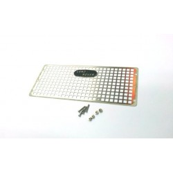 Metal Hood Guard for Land Rover D90