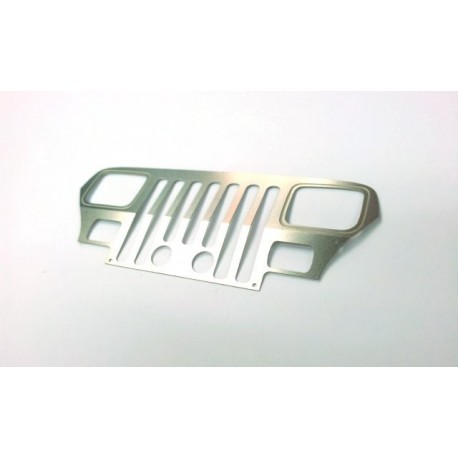 Metal Hood Guard for Jeep Tamiya CC01