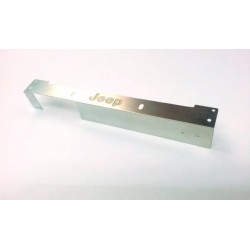 Metal Front Bumper Plate for Jeep Tamiya CC01