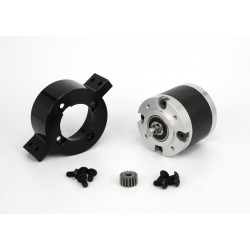 Reality 1:14 Planetary Option Gearbox w/steel gear for 1/14 Tamiya