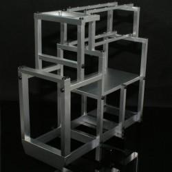 Alum. Cylinder Holder for 8x4 Truck
