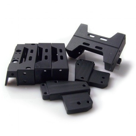Alum. Chassis Mount for Tamiya Scania R620 / MAN TGX 26.540